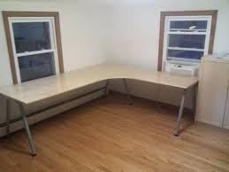 desk ikea galant corner desk white ikea corner desk black and