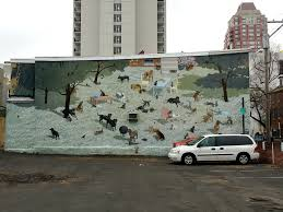 Philly Mural Arts Map by Philadelphia U0027s Mural Mile French Twist D C