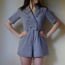 100 Le Pines Free Brass In Pocket Playsuit Pattern Tu As Le Droit D