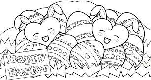 Check Out Some Best Happy Easter Coloring Pages To Print Religious For Adults Printable