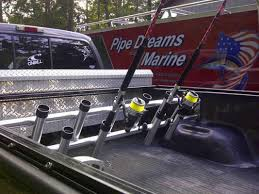 100 Truck Pipe Rack Bed Rod S Anodized Finish Dreams Marine