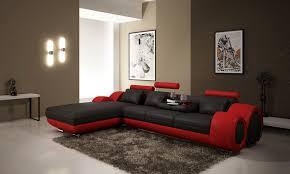 déco canapé noir deco in canape d angle avec meridienne noir et oslo