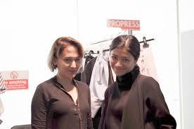 100 Peter De Cruz London Fashion Week Eudon Choi