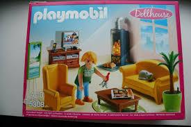playmobil dollhouse kamin wohnzimmer 5308 originalverpackung