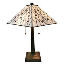 Mission Lamp Shades Amora Lighting Lamps The Home Depot Pretty