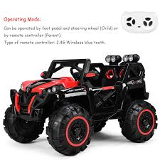 Shop Goplus 12V Kids Ride On Racing Off Road Truck Car Remote ... Hsp Brontosaurus 4wd Offroad Rtr Rc Monster Truck With 24ghz Radio Trucks I Would Really Say That This Is Tops On My List Toy Snow Cultivate Interest Outdoors 110 Car 6wd 24ghz Remote Control High Speed Off Road Powerful 6x6 Truck In Muddy Swamp Off Road Axle Repair Job Big Costway 4ch Electric Truckcrossrace Car118 Best Choice Products 112 Scale Mud Rescue And Stuck Jeep Wrangler Rubicon Amphibious Supercheap Auto New Zealand Feiyue Fy06 Offroad Desert 17422 24ghz