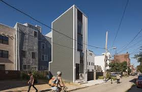104 House Tower Forget Tiny Homes Philadelphia Has Started Building Tiny S The Spaces