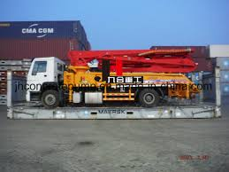 Truck Concrete Boom Pump - Qingdao Jiuhe Heavy Industry Machinery ... Concrete Truckmixer Concrete Pump Mk 244 Z 80115 Cifa Spa Buy Beiben Pump Truckbeiben Truck China Hot Sale Xcmg Hb48c 48m Mounted 4x2 Small Mixer And Foton Komatsu Pc200 Convey For Cstruction Pumps Pumps For Sale New Zealand Man Schwing S36 X Used Price Large Saleused Truck 28v975 Truck1 Set Small Sany
