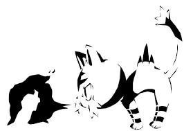 Easy Pokemon Pumpkin Carving Patterns by Pokémon Pumpkin Carving Stencils Hallowen Jack O U0027 Lanterns