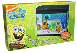 Spongebob Aquarium Decorating Kit by Penn Plax Sbdk1 Spongebob Aquarium Dekorations Kit Amazon De