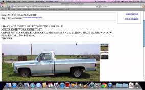 Nice Craigslist Buffalo Ny Cars And Trucks By Owner Image - Classic ... A Tale Of Craigslist Wheels The Truth About Cars Grhead Field Of Dreams Antique Car Salvage Yard Youtube Saleen Ranger On Station Forums Ten Best Places In America To Buy Off For 19500 Virginia Is El Camino Lovers Va 2017 Chevrolet 3600 Classics For Sale Autotrader 2950 Diesel 1982 Luv Pickup Seven New Thoughts And Trucks San Norcal Motor Company Used Auburn Sacramento