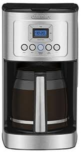 Cuisinart DCC 3200 Perfect Temp 14 Cup Programmable Coffeemaker Stainless Steel