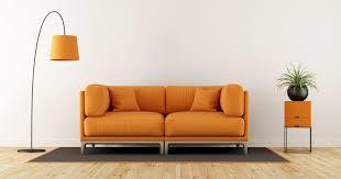 einrichten mit orangetönen tipps und ideen das haus
