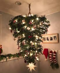 The Upside Down Christmas Tree Is New Trend
