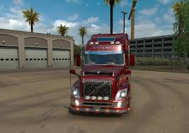 Volvo VNL 780 Red Fantasy 2.0 For Volvo VNL Truck Shop By Frank ... Kenworth T908 Adapted Ats Mod American Truck Simulator Mods Euro 2 Mega Store Mod 18 Part I Scania Youtube Lvo Fh Euro 5 121 Reworked V50 Bcd Scania Race Pack Ets Mod For European Shop Volvo 30 Walmart Skin Vnl Truck Shop Other V 20 Mods American Trailers 121x For V13 Only 127 Mplates Ets2 Russian Ets2downloads
