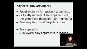 Python Decorators With Arguments by Brett Slatkin How To Be More Effective With Functions Pycon