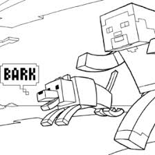 Minecraft Stampy Cat Coloring Pages Only 4428