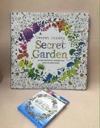 Enchanted Forest Coloring Book Secret Garden Adult Metro
