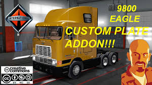 INTERNATIONAL 9800 EAGLE CUSTOM PLATE ATS & ETS2 1.28.X MOD ... 1936 Intertional Harvester Traditional Style Hot Rod Pickup Truck 9900 Eagle Custom Big Rigs Pinterest Rigs 1953 Resto Mod T154 Kissimmee 2016 4900 Diesel Tow Rig Walk Around Youtube 1995 Crew Cab Eye Candy 8lug Magazine 2015 Lonestar Sleeper With Custom Wrap This 1952 Has Every Inch Perfectly Tweaked Intertional 9800 Eagle Custom Plate Ats Ets2 128x Mod On Bagz Darren Wilsons 1948 Dodge Fargo Slamd Mag Air Ride 1964 1000 Patina Truck For Sale Dptndestroyed 8 Show Photo Image Gallery