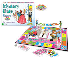 Amazon Winning Moves Mystery Date Board Game Toys Games