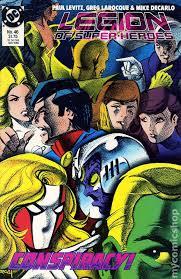 Legion Of Super Heroes 1984 3rd Series 46