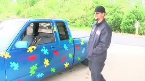 100 Two Men And A Truck Tuscaloosa L Dad Designs Truck To Raise Awareness For Autism