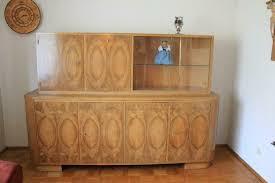 wohnzimmer schrank buffet antik retro esszimmerschrank 50er