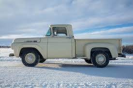100 Truck Well A Montana Artists 1960 Ford Pickup WSJ