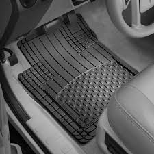 WeatherTech® 11AVMOTHSB - AVM™ 1st & 2nd Row Full Coverage Black ...