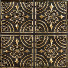 Antique Ceiling Tiles 24x24 by Pvc Surface Mount Tiles Ceiling Tiles The Home Depot
