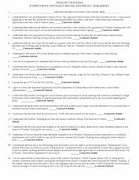 100 Free Trucking Schools Truck Driver Contract Agreement Printable Documents
