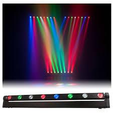 ADJ American DJ Sweeper Beam Quad LED Moving Light Bar