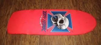 Powell Peralta Tony Hawk Skateboard Decks by Skateboard Deck Signed By 14 Bones Brigade Powell Peralta Tony