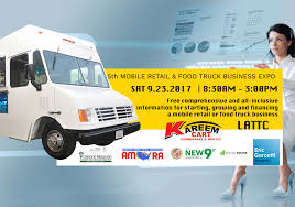 100 Starting Food Truck Business Expo 2017 Los Angeles CA 09232017