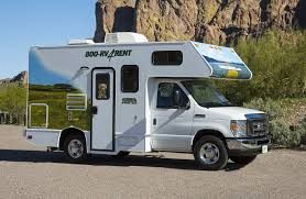 Cruise America Compact RV Rental Model