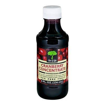 Cranberry Juice Concentrate - Unsweetened, 8oz