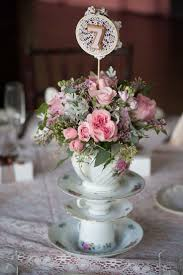 Shabby Chic Wedding Decorations Hire by 1065 Best Flowers In A Teacup Images On Pinterest Teacup