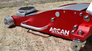 Northern Tool Floor Jack by Arcan Hj 2000 2 Ton Floor Jack Review Youtube