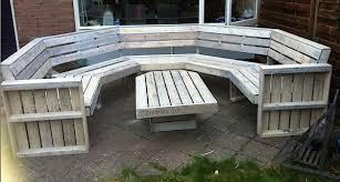 Albert Foekema s Pallet Wood Furniture