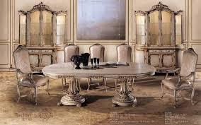 luxus esszimmer mit esstisch und sessel lifestyle und design