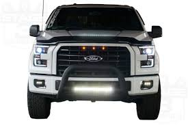 2004 2017 f150 lund bull bar w 20 led light bar black 27121206