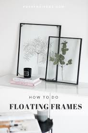 ideas floating frame herbarium botanic for the living