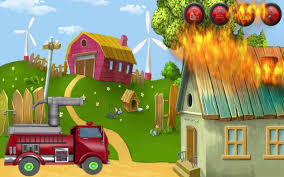 Fire Truck-Kids Game:Rush Hour For (Android) Free Download On MoboMarket