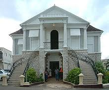 Jamaican Georgian Architecture