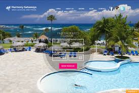 Travel Agency Website On WordPress