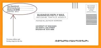 How write on envelope for job application mailing letter format 9