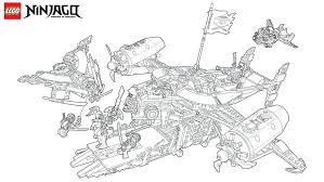 Lego Ninjago Coloring Pages Kai Zx Us