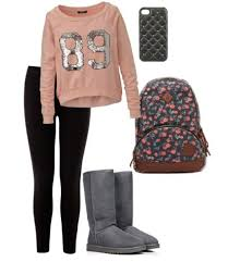 Teens Fashion Clothing In Winter Just For Trendy Girls Source Teen
