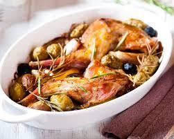 recette lapin cuisiné à l istrettu
