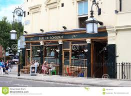 100 Westbourn Grove The Traditional English Pub Earl Of Lonnsdale Located On The Corner